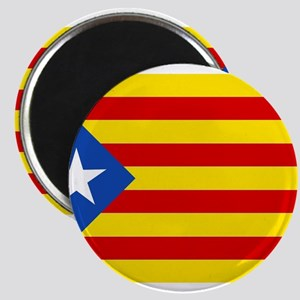 The Catalan Flag Magnets