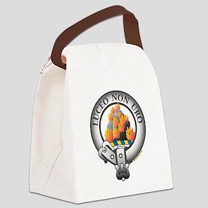 MacKenzie Clan Canvas Lunch Bag