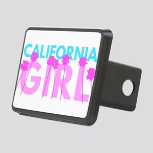 California Girl Rectangular Hitch Cover