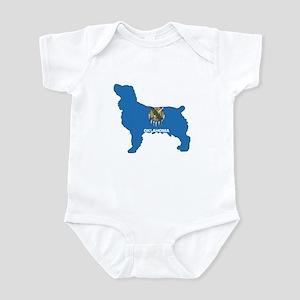 Oklahoma LBD Infant Bodysuit