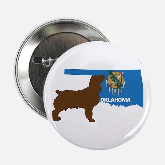 """Oklahoma LBD 2.25"""" Button"""