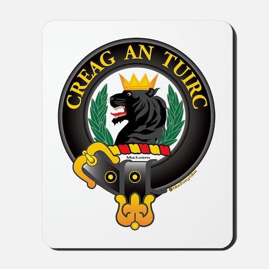 MacLaren Clan  Mousepad