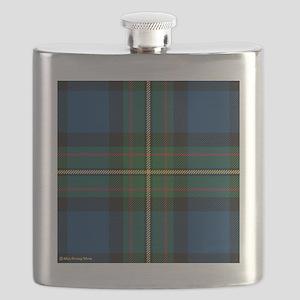 MacLaren Clan  Flask