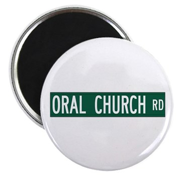 Oral Church Road, Sumrall (MS) Magnet