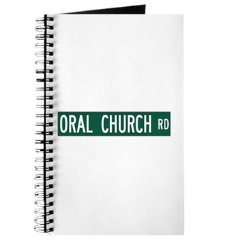 Oral Church Road, Sumrall (MS) Journal