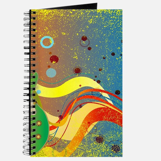 Jazz Colour Solid Electric Journal