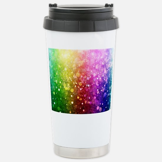 Vibrant Colors Colorful Stainless Steel Travel Mug
