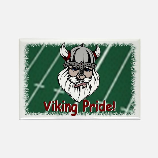 Viking Pride Rectangle Magnet