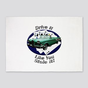 Edsel Citation 5`x7`Area Rug