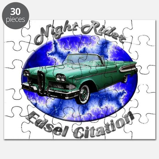 Edsel Citation Puzzle