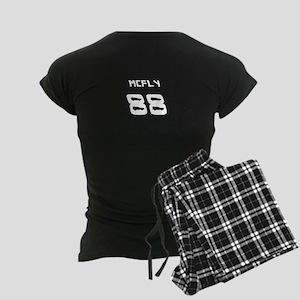 McFly 88 Sports Number Women's Dark Pajamas