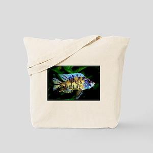 Aulonocara Cichlids Tote Bag