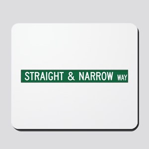 Straight & Narrow Way, Hendersonville (NC) Mousepa
