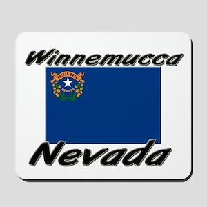 Winnemucca Nevada Mousepad