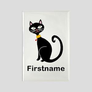 Black Cat (p) Magnets