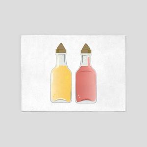 Oil & Vinegar 5'x7'Area Rug