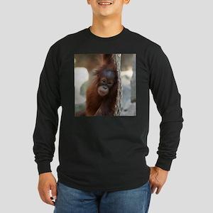 OrangUtan20151004 Long Sleeve T-Shirt