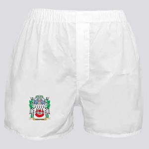 Chapman Coat of Arms - Family Crest Boxer Shorts