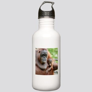 OrangUtan20151006 Stainless Water Bottle 1.0L
