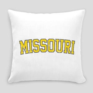 Missouri - Jersey Vintage Everyday Pillow
