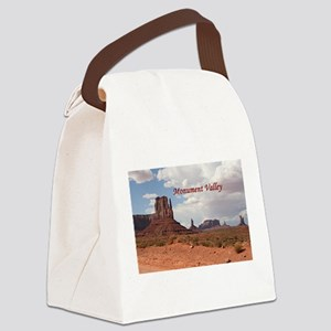 Monument Valley, Utah, USA 3 (cap Canvas Lunch Bag