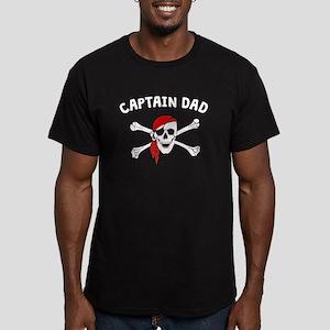 Captain Dad T-Shirt