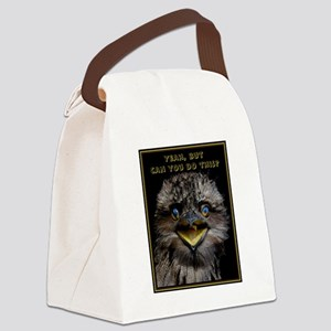 Yeah, But Can You Do This Canvas Lunch Bag