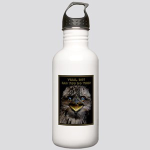 Yeah, But Can You Do T Stainless Water Bottle 1.0L