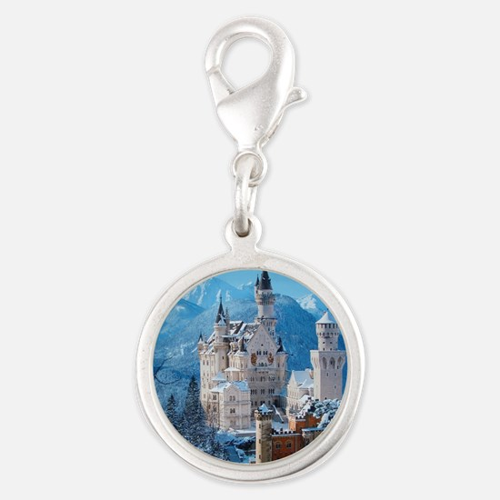 Castle In The Winter Charms
