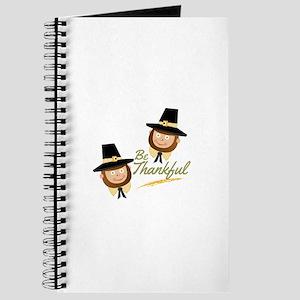 Be Thankful Journal