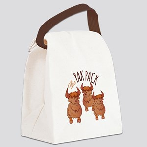 Yak Pack Canvas Lunch Bag