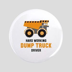 Dump Truck Driver Button