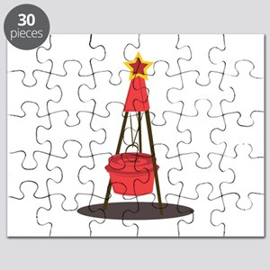 Donation Bucket Puzzle