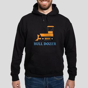 Bull Dozer Hoodie