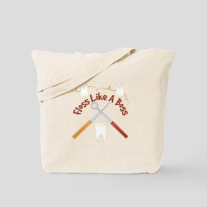 Floss Like Boss Tote Bag