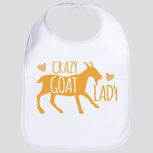 Crazy Goat Lady Bib