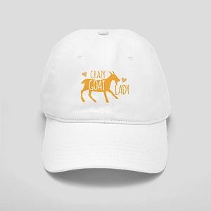 Crazy Goat Lady Cap