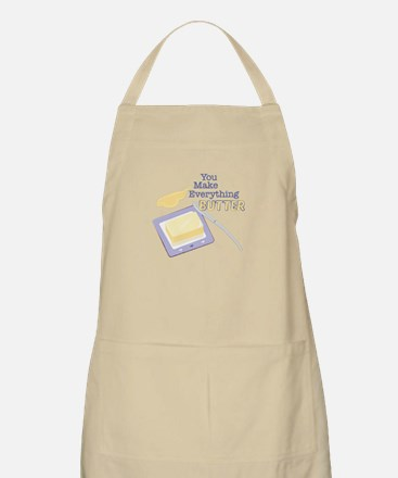 Everything Butter Apron