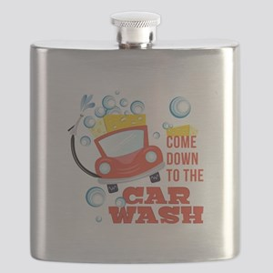 The Car Wash Flask