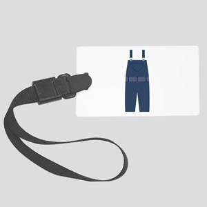Overalls Luggage Tag