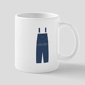 Overalls Mugs