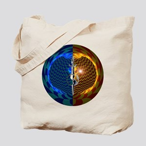 Mirror Universe Tote Bag