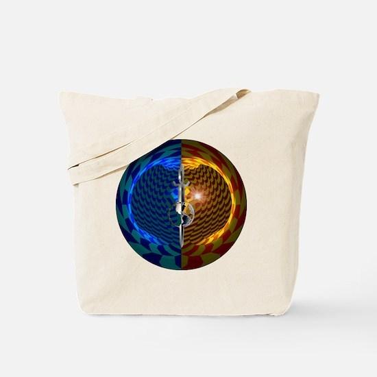 Mirror Universe Tote Bag