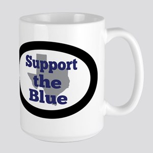 Support the Blue Mugs