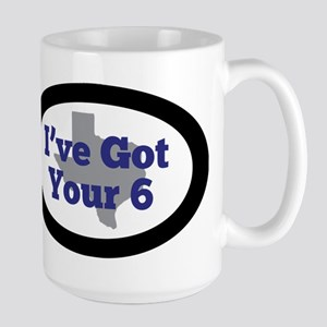 I've got your 6 Mugs