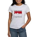 Indonesian Pride Women's T-Shirt
