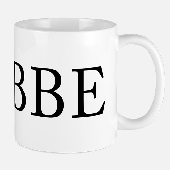 Bubbe Mugs