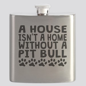 Without A Pit Bull Flask