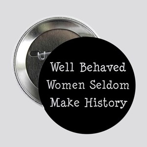 """womenmouse 2.25"""" Button"""