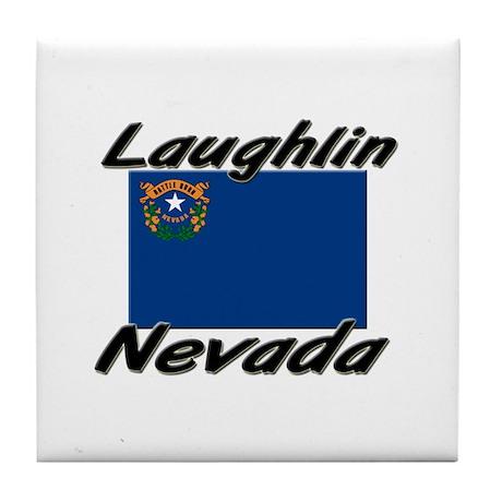 Laughlin Nevada Tile Coaster